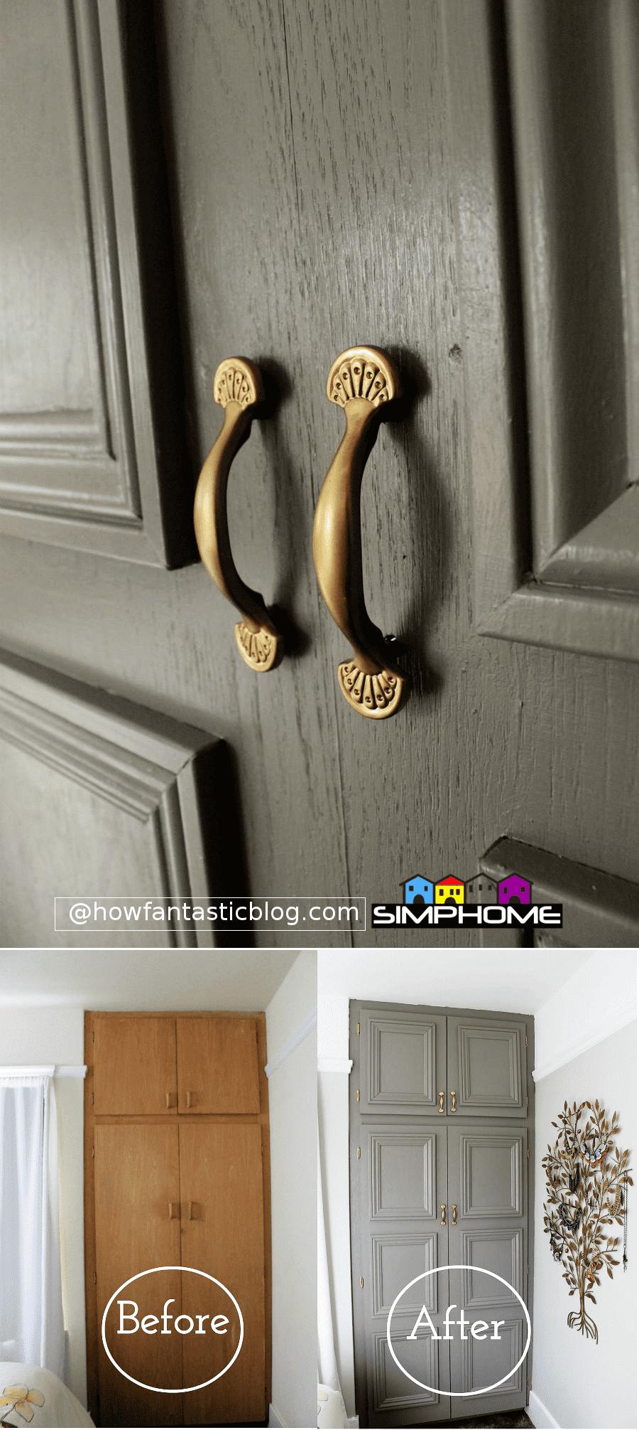 3.Closet with Molding via Simphome.com