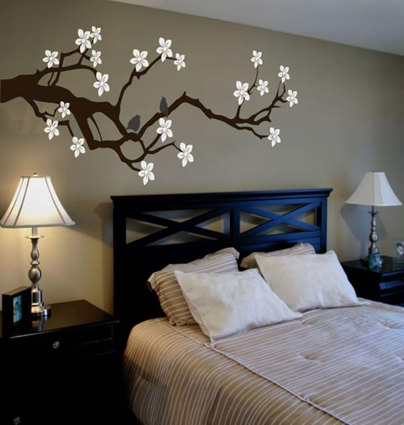 3.Lovely Branches via Simphome.com