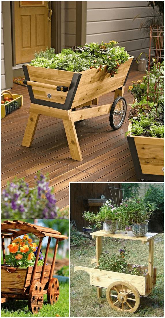 3.Mobile Herb Garden via Simphome.com