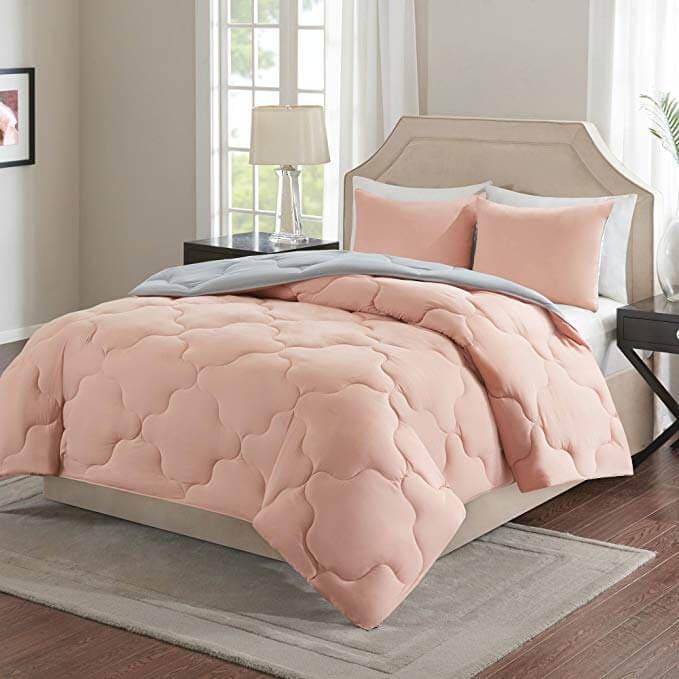 3.Reversible Comforter idea via simphome.com