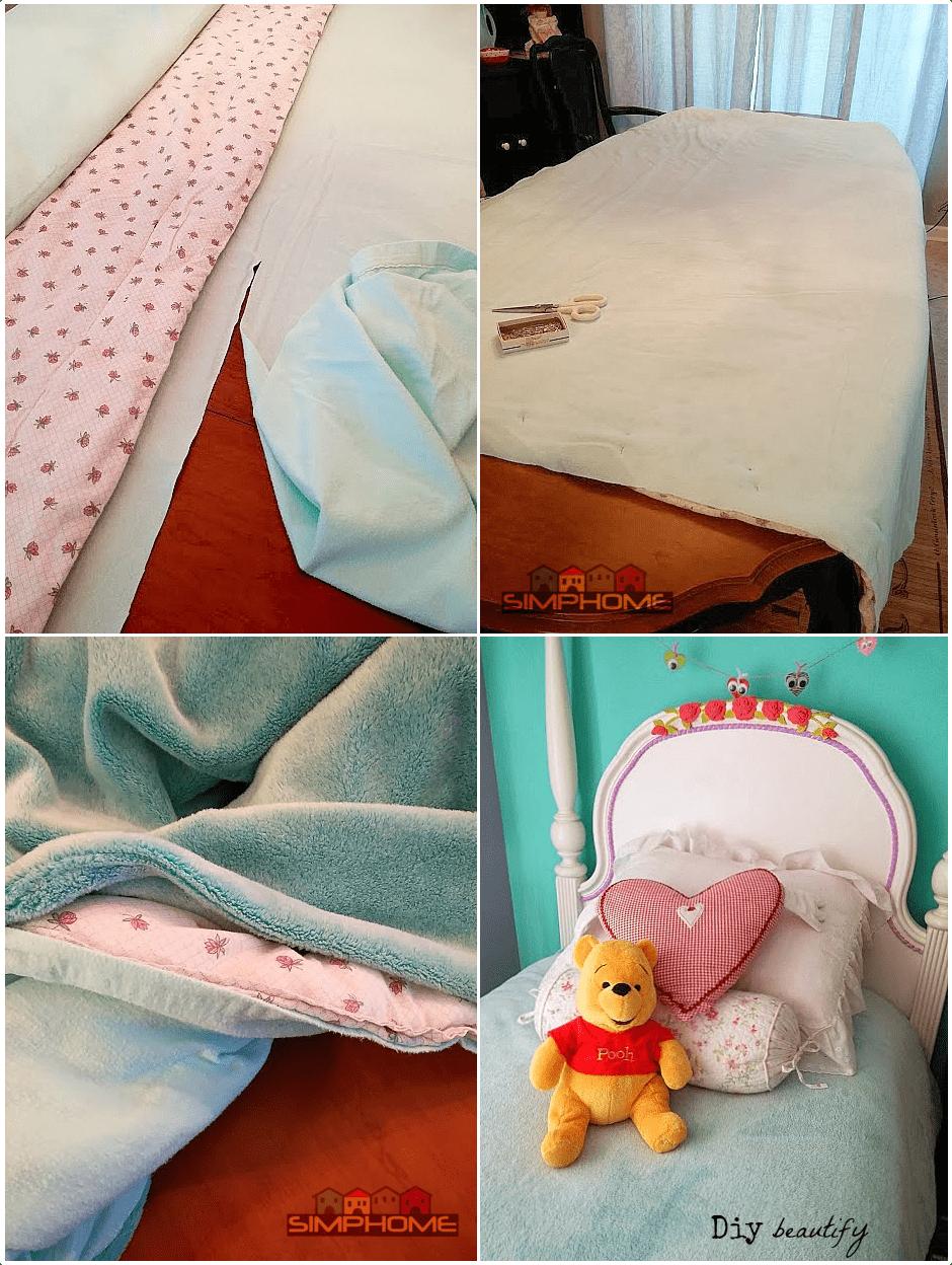 8.How to renew old comforter via simphome.com