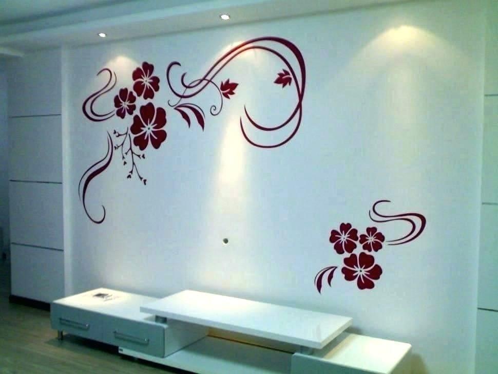 9.Simple Mural Paint via Simphome.com