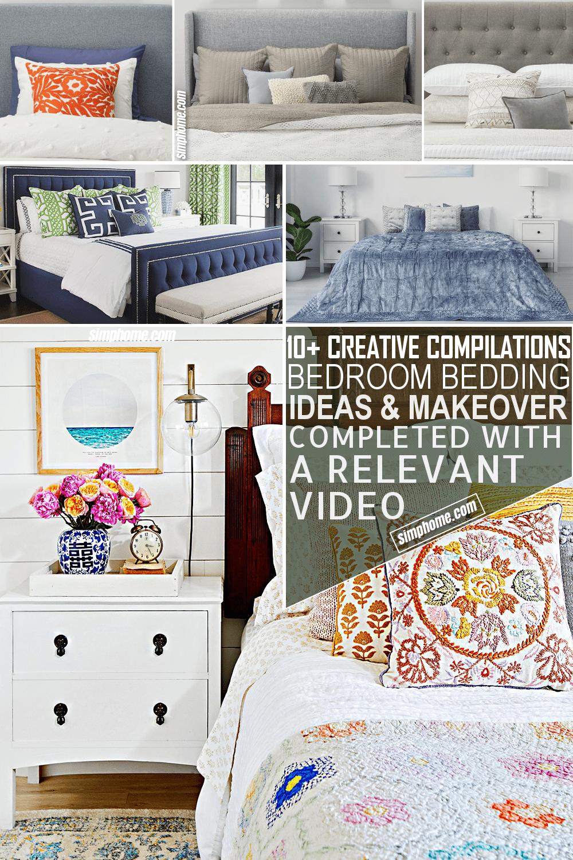 Simphome.com Poster of 10 Bedroom Bedding Ideas