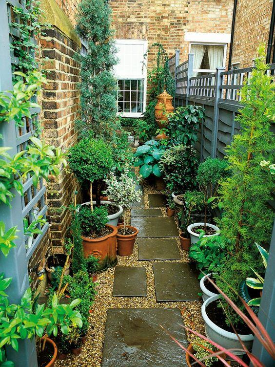 1.Grow Plants in Planters via Simphome.com