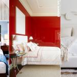 10 Bedroom Color Combination Ideas via Simphome.com