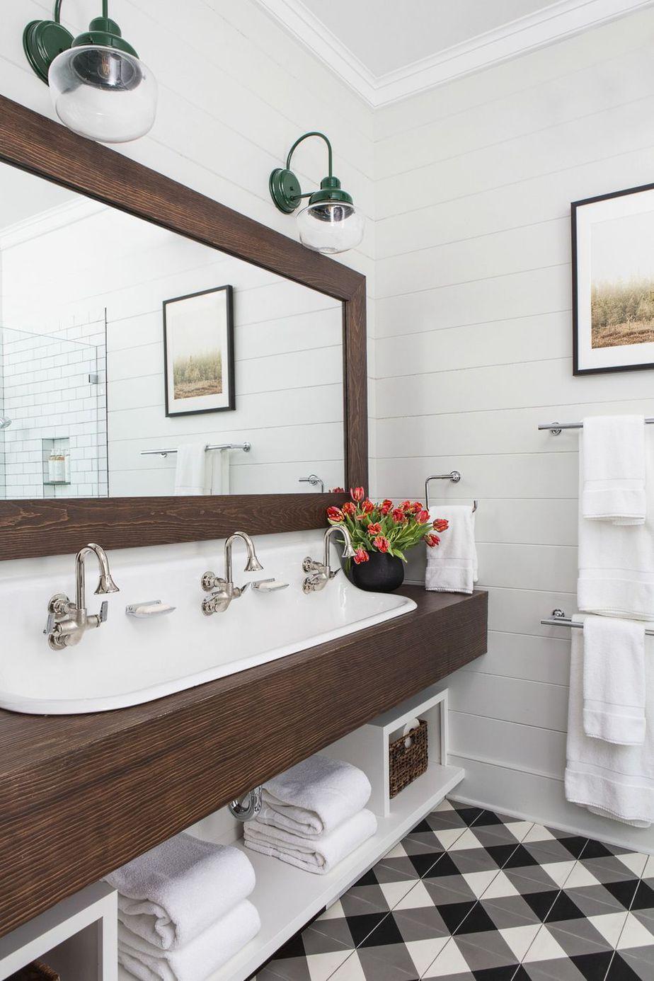 3.trough style sink by Simphome.com