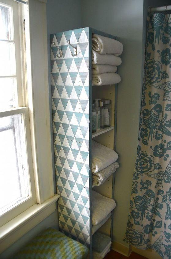 7.paint stirrer shelf makeover by Simphome.com