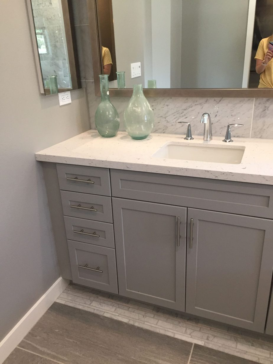 9.replacement bathroom cabinet doors by Simphome.com