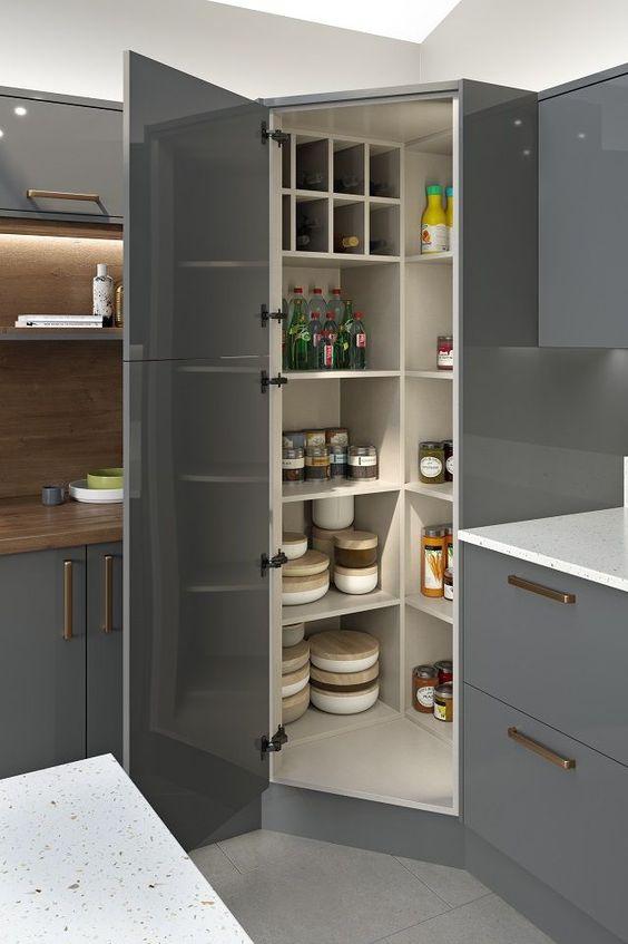 01. Corner pantry by simphome.com