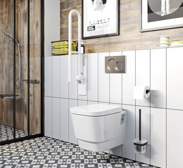 1.Accessible Bathroom By Simphome.com