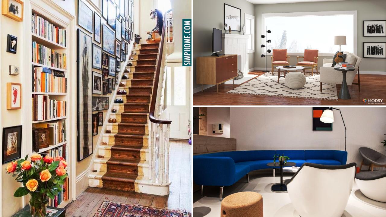 10 Living Room Furniture and Seating Ideas via Simphome.com thumbnail
