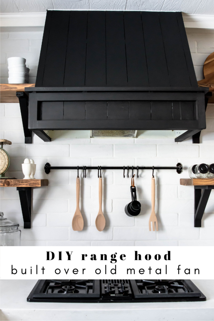 11. Kitchen Hood DIY by simphome.com