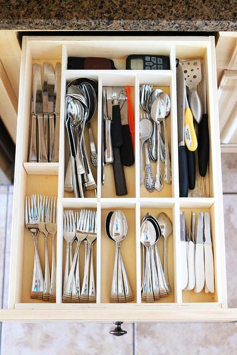 2. Amazing Kitchen Drawer by simphome.com 1