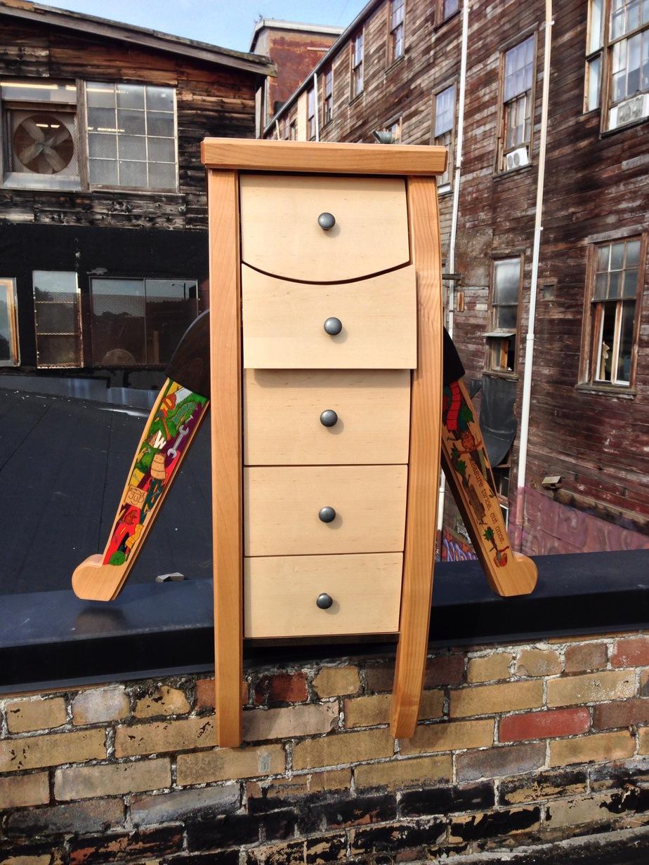 2.Unique Dresser In the Park By Simphome.com