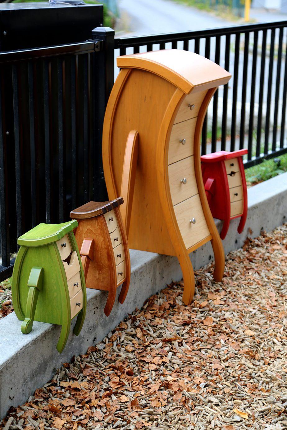 2.Unique Dresser With Minions By Simphome.com