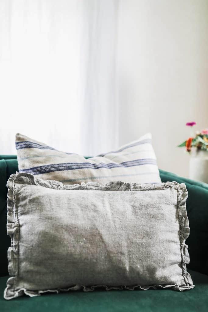 9.Excess Decorative Pillow By Simphome.com