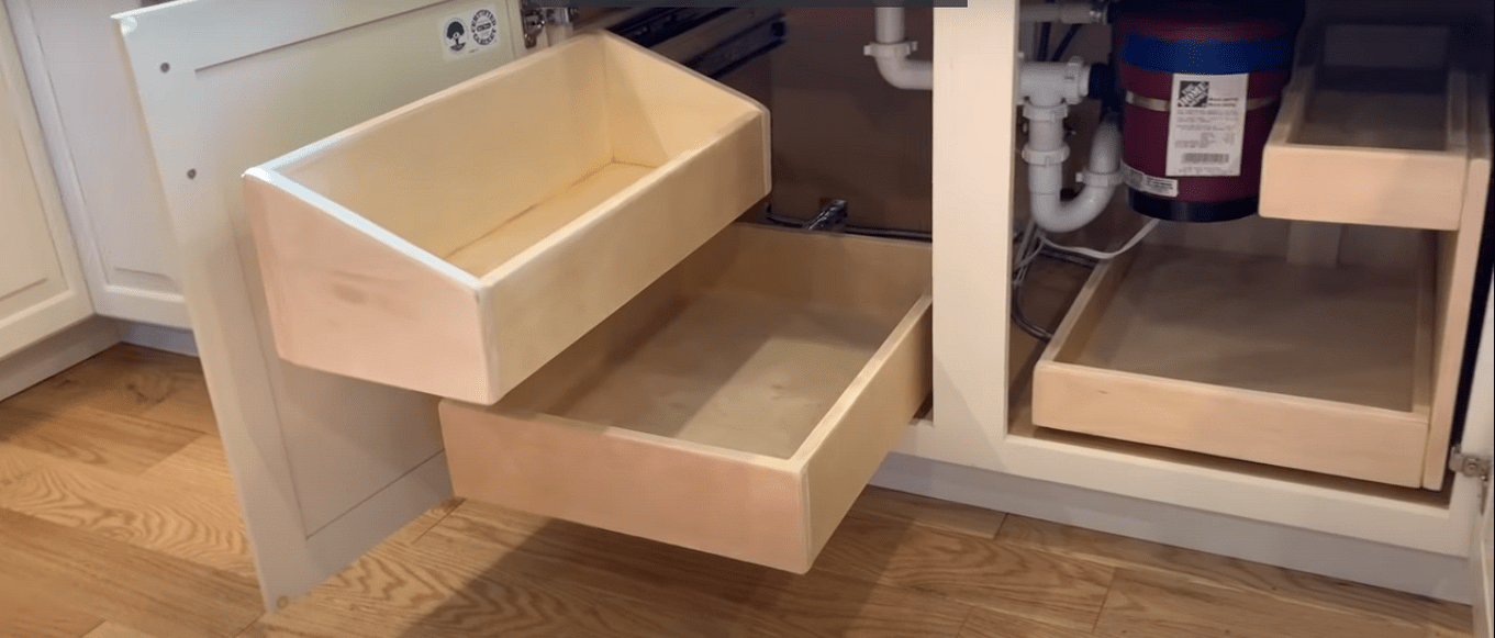 1. 3 DIY Kitchen Cabinets Ideas That Would lift your Storage solution options by simphome.com