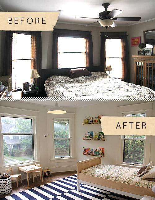 1. Rearrange The Furniture by simphome.com