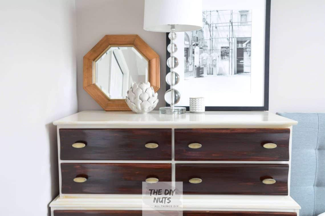 11. DIY Midcentury Modern Dresser Makeover by simphome.com