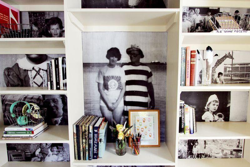 2. Bookshelf Gallery by simphome.com