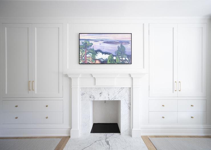 3. Fireplace Flanks by simphome.com