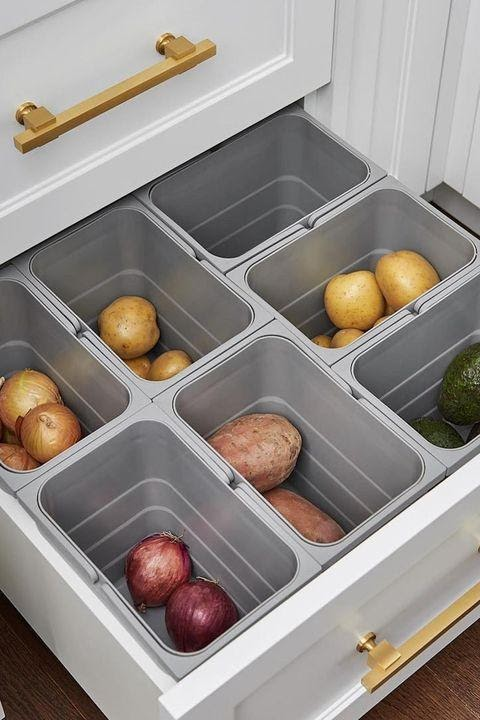 5. Deep Drawer Storage by simphome.com