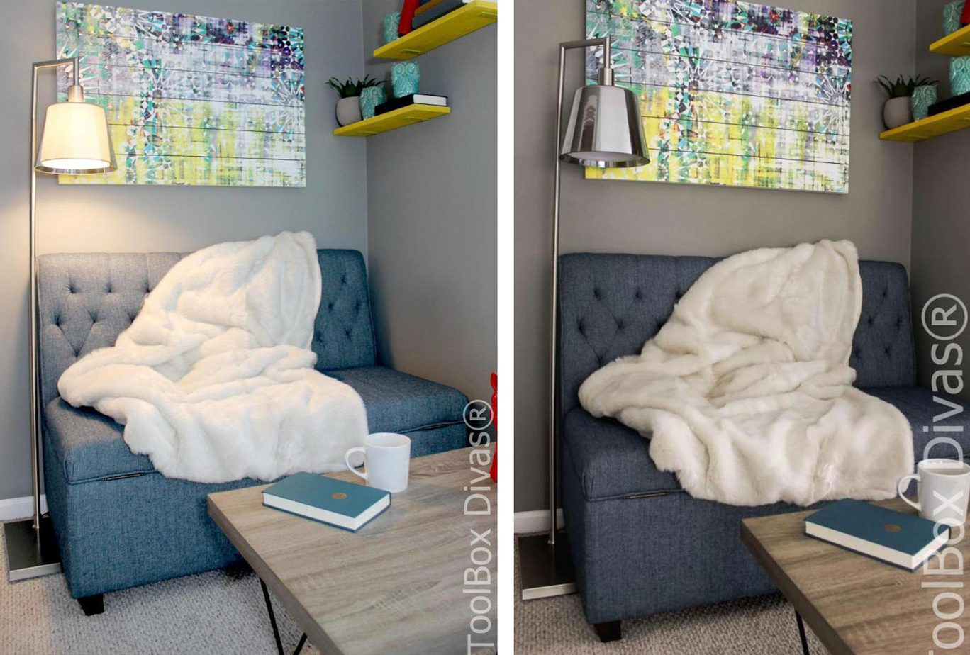 5. Go for a corner booth by simphome.com