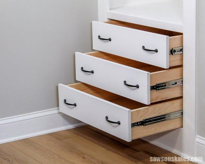 6. Build your own DIY drawer with confidence by simphome.com