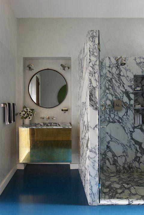 7. Dark veined tile by simphome.com