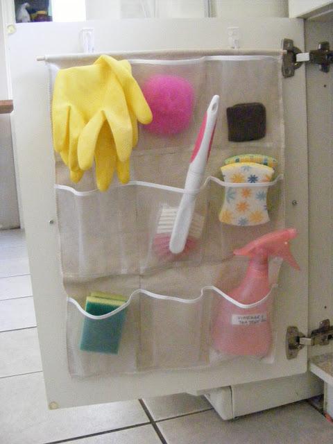 9. DIY pocket organizer idea by simphome.com