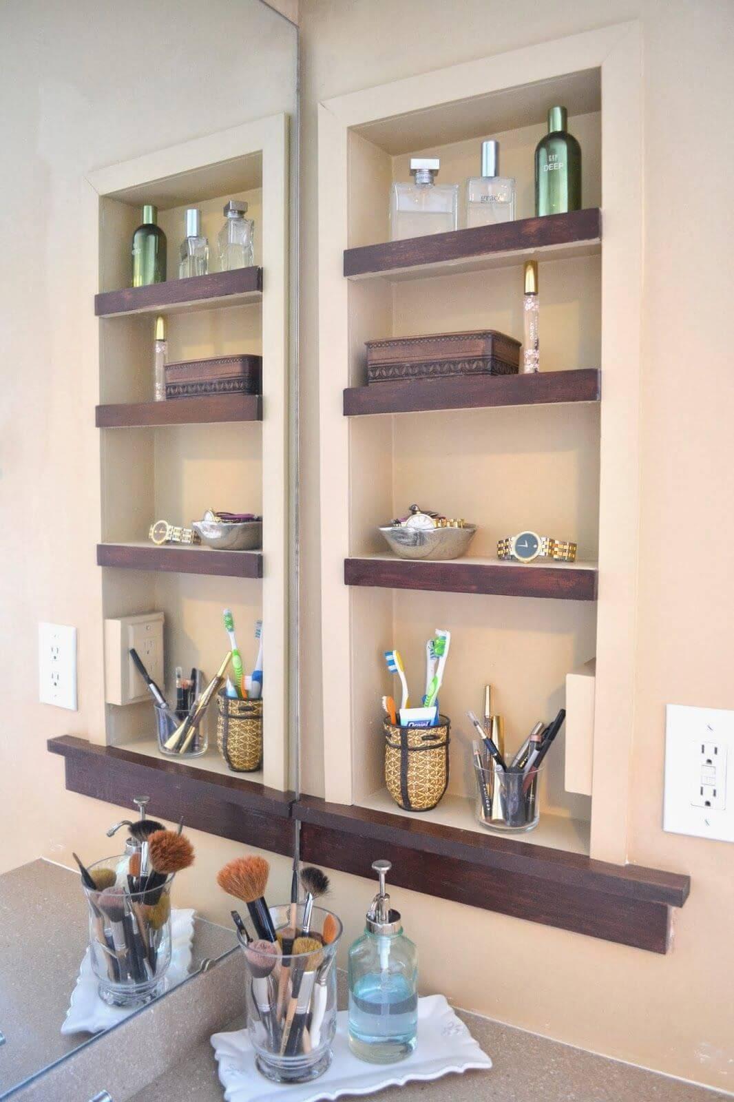 9. Make up Shelves by simphome.com 2