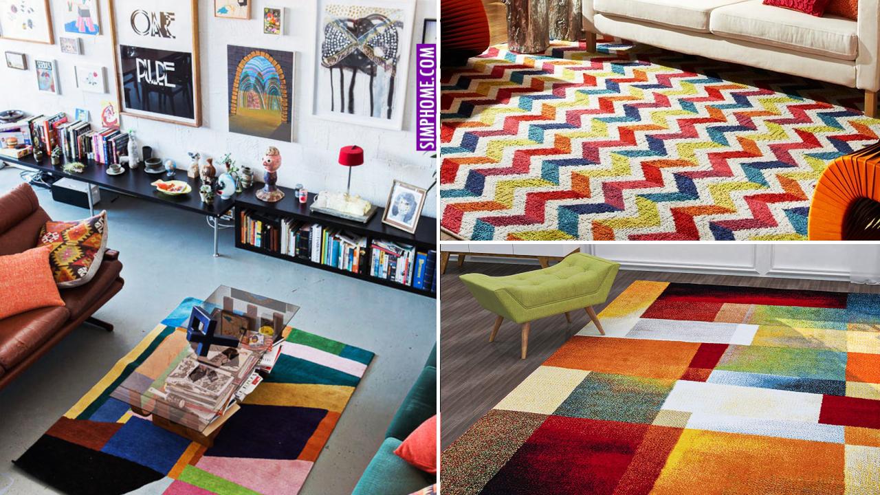 How to Choose best rugs and carpet via Simphome.com