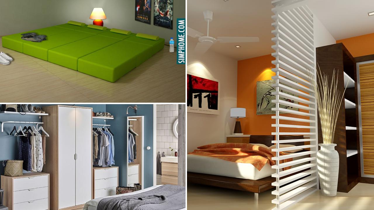 Modular Bedroom Furniture Ideas via Simphome.comThumb