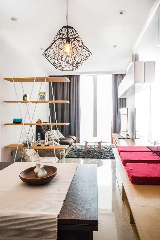 Shelving Partition Idea Simphomephoto rr apartment living room rr apartment desain arsitek oleh tre studio