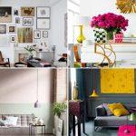 10 Renter Friendly Living Room Decor and Organization Ideas