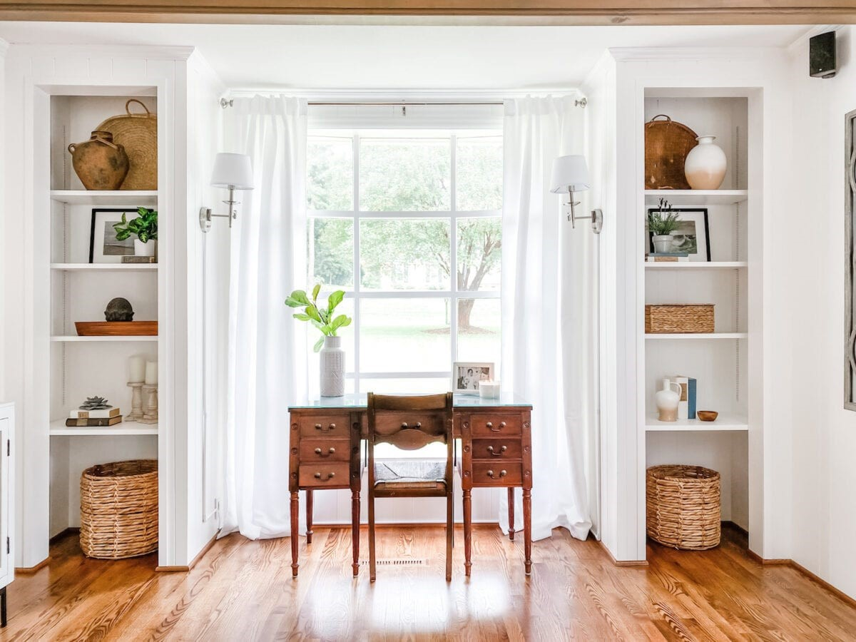 10. How to Convert Closets to Built In Shelves by simphome.com