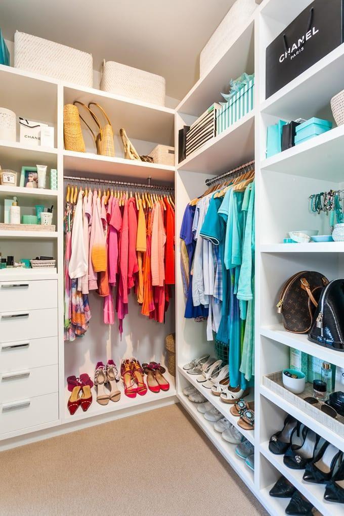 3. Arrange by Colors by simphome.com