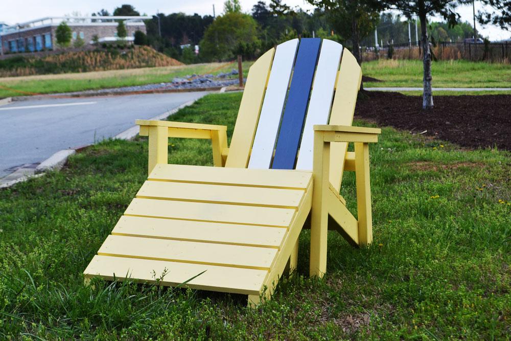 5. 2X4 Adirondakc Chair Plans by simphome.com
