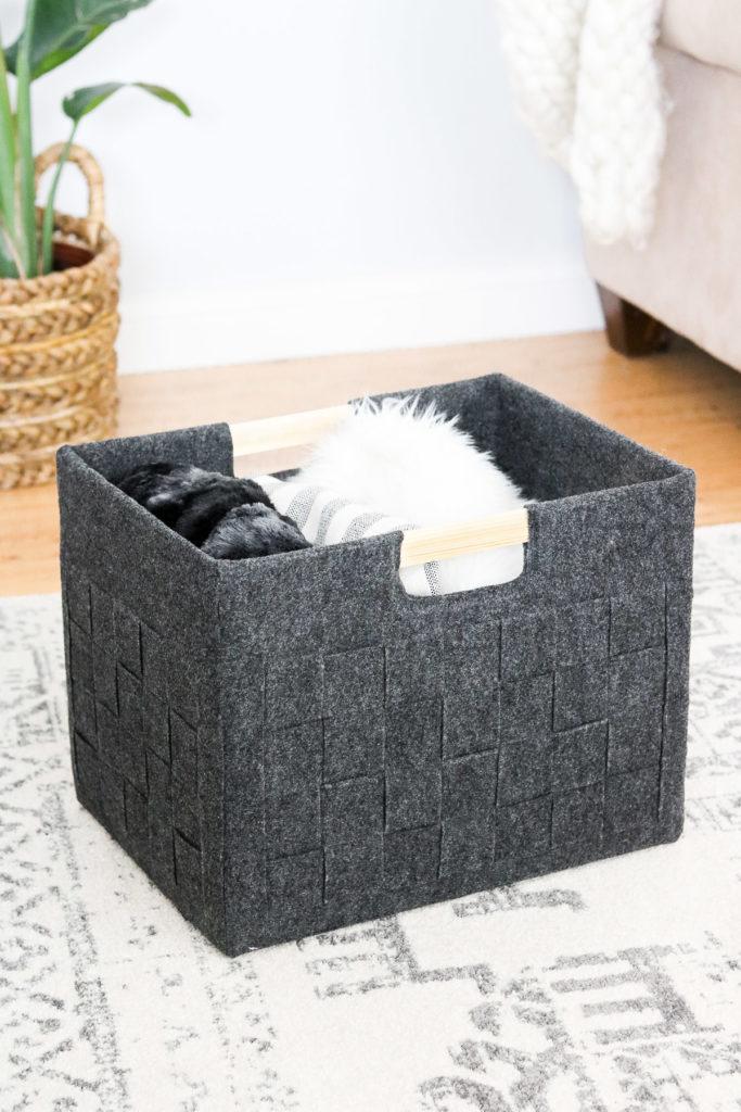 6. DIY felt box by simphome.com