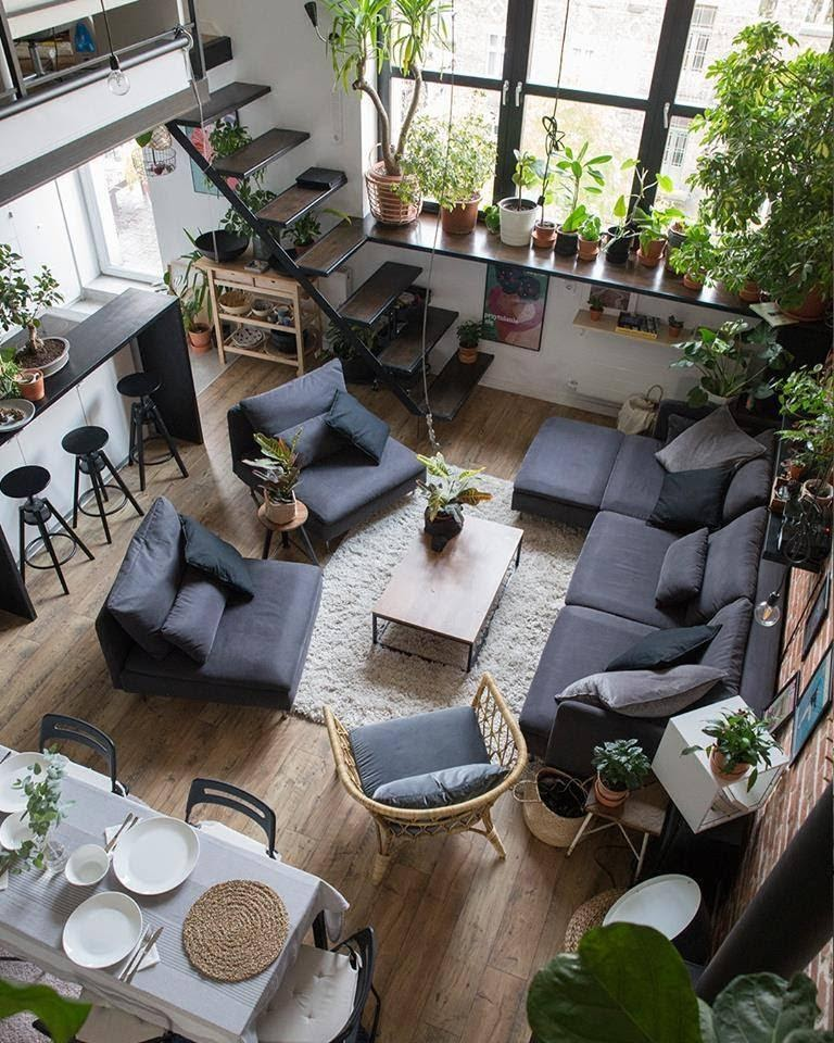 7. Bring Outside to Inside by simphome.com
