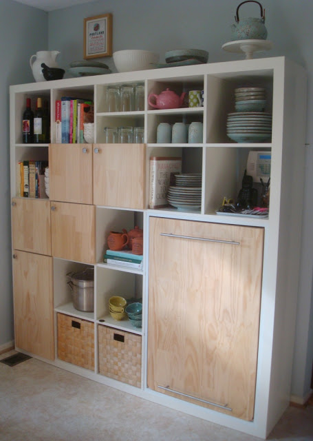 8. Expedit Kitchen storage by simphome.com