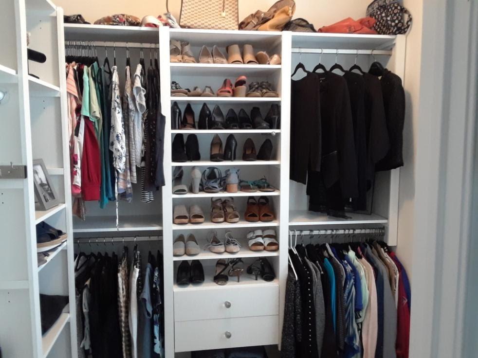 8. Shoe Storage and Organizer by simphome.com