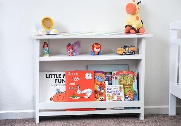 8. Side Table for Kids by simphome.com