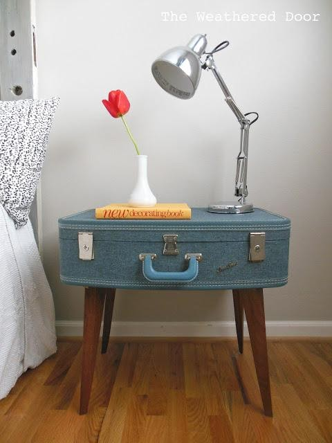 9. Hipster Side Table by simphome.com