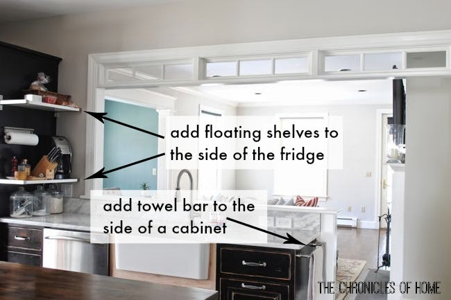 9. Vertical Shelf by simphome.com