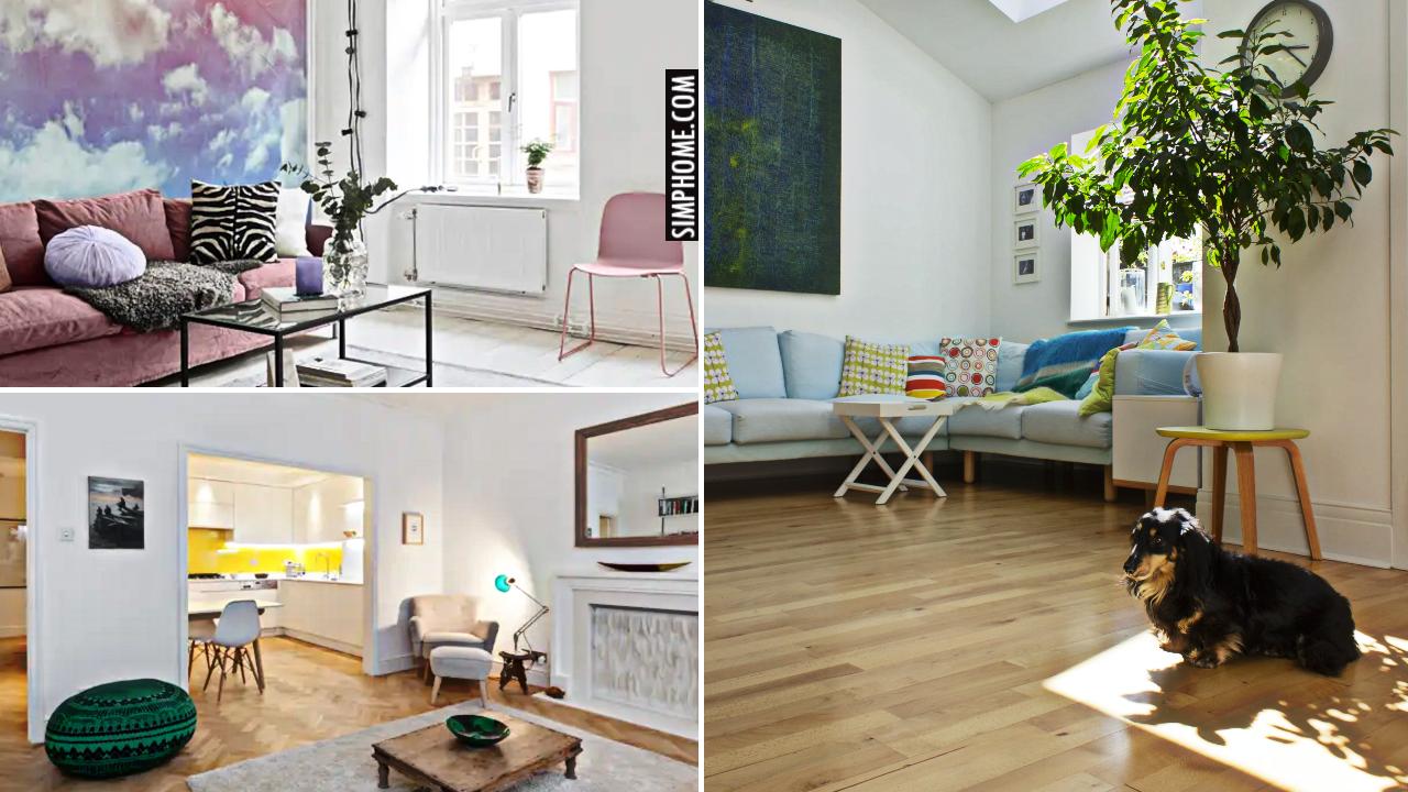 10 Inexpensive Ways to Renew Your Living Room via Simphome.comThumbnail