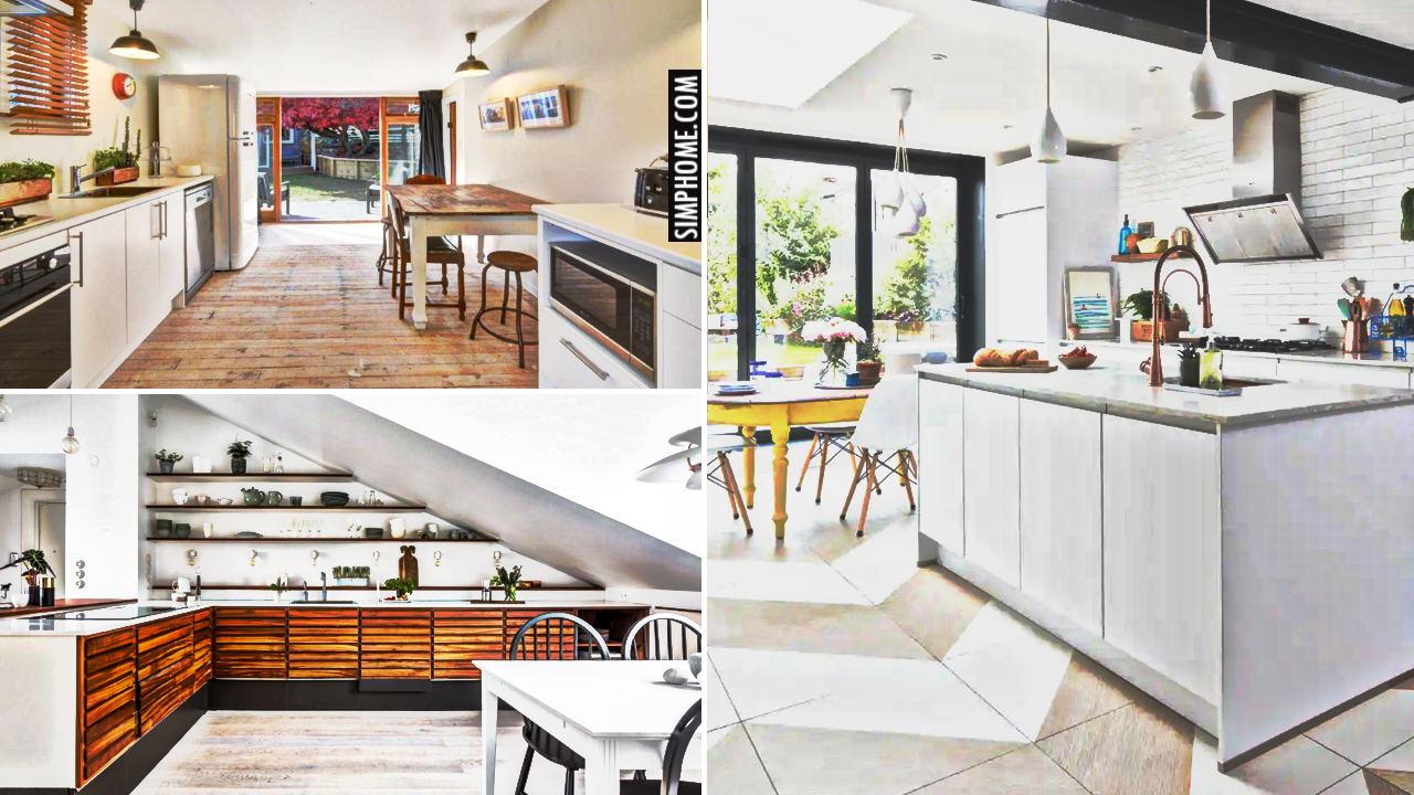 10 Kitchen Extension Ideas via Simphome.comThumbnail
