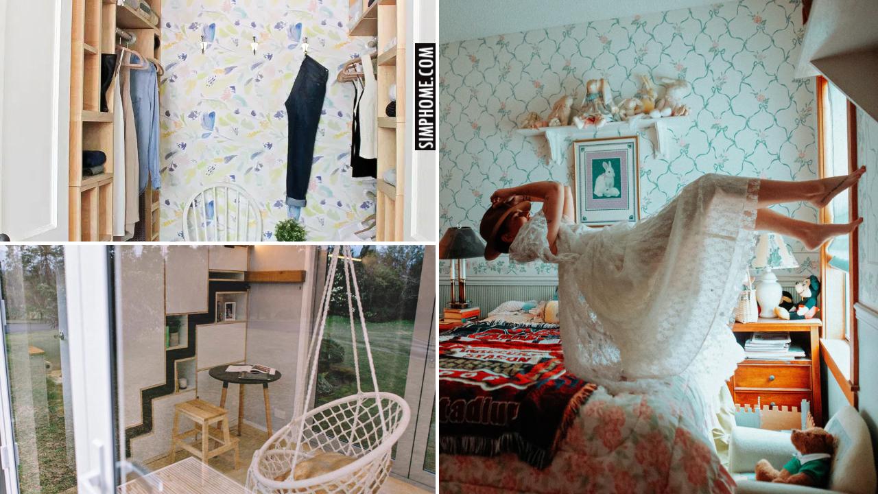 12 Modern Minimalist Bedroom Design And Makeover via Simphome.comThumbnail Blog