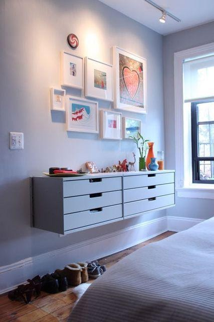5. Floating Drawers by simphome.com