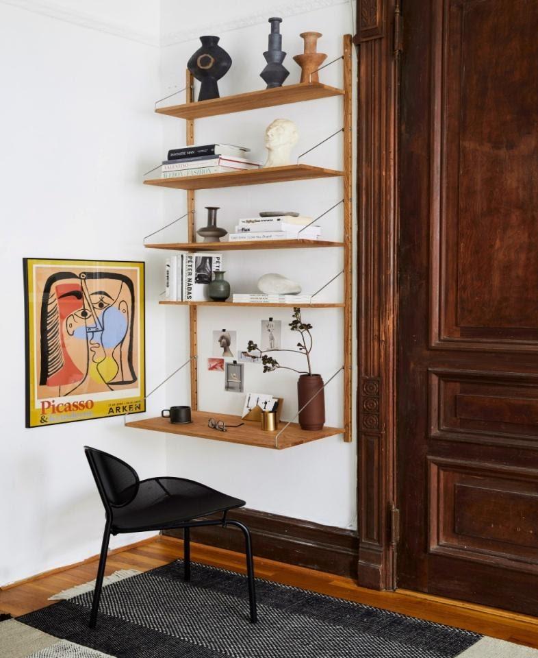6. Fold down Desk by simphome.com